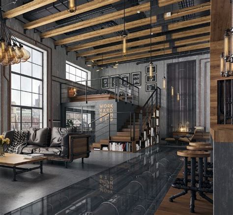 industrial interiors home decor top 50 best industrial interior design ideas decor
