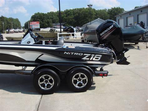 nitro bass boat on craigslist 2017 nitro z18 for sale in warsaw mo pros choice marine