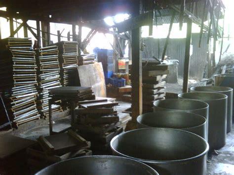 Panci Rebus pemerintah sebar 2 000 panci rebus untuk ganti drum oli