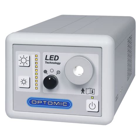 fibrolux led hp optomic