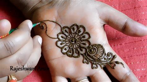 simple and adorable arabic henna designs step by step images pictures simple arabic henna mehndi designs for hands arabic