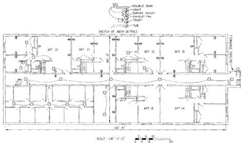 electrical floor plan drawing electrical drawing for architectural plans