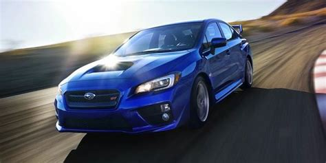 why is subaru so expensive this 2015 wrx sti will outperform more expensive sports