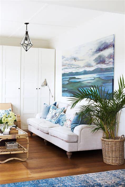 vibrant hamptons style home  coastal victoria