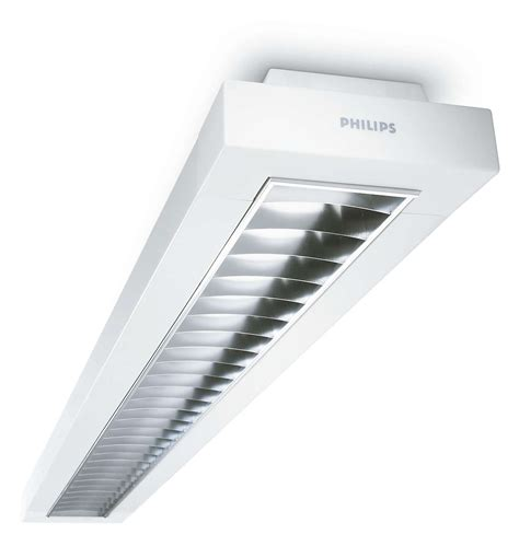 Armatur Lu Tl Philips efix plafonnier suspension montage en surface philips