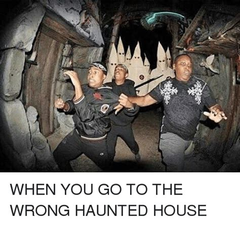 25 best memes about haunted houses haunted houses memes