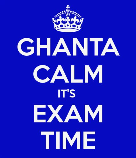 Crazy Cool Mugs by Ghanta Calm It S Exam Time Poster Hannibal Smith Keep