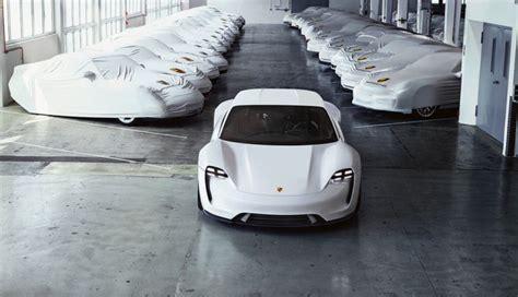 Stellen Porsche by Porsche Mission E Soll Basis F 252 R Weitere Elektroautos