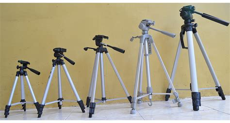 Tripod Panjang Untuk Hp aneka tripod murah kamera dan peralatan lainnya untuk