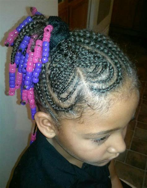 231 best kids hairstyles images on pinterest beautiful 231 best images about cornrow styles for little girls on