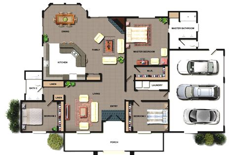 Architectural House Designs Simple House Plan Designs 2 Level Home Design Your Own House Plans Original