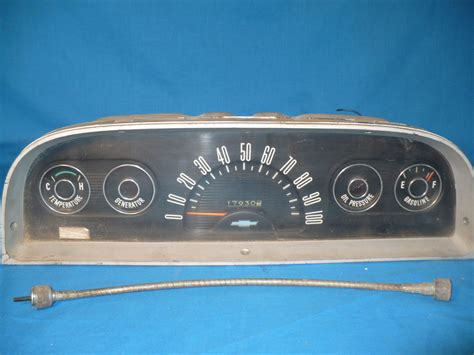 dash for classic dash saves 1960 chevy c10 interior from a