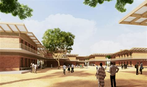 build design magazine kenya francis k 233 r 233 plans cus for mama sarah obama foundation