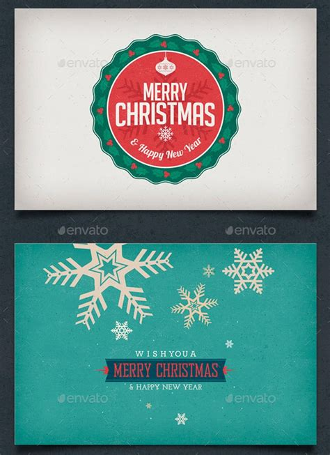 awesome christmas poster  christmas background