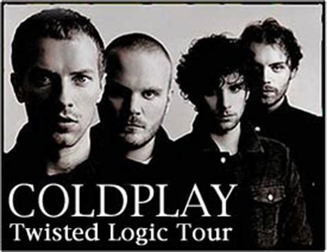 coldplay x y rar area973 coldplay twisted logic tour 2005