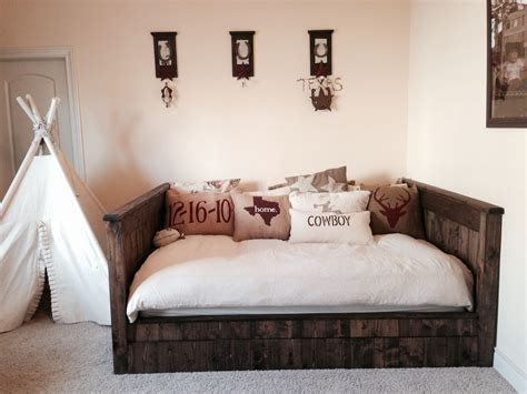 ana white day bed diy projects queen size  trundle