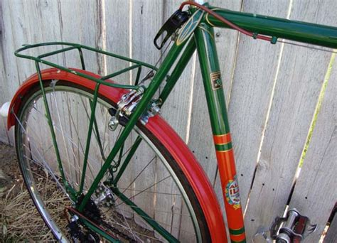 install rear bike rack without braze ons alex iles 1971