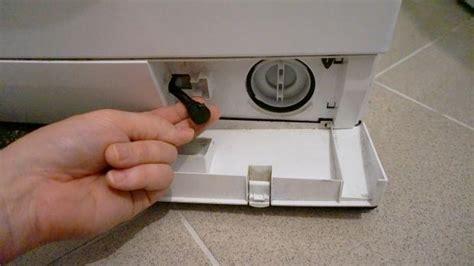 Siemens Waschmaschine Laugenpumpe Lässt Sich Nicht öffnen by Die Waschmaschine Pumpt Nicht Ab 6 Gr 252 Nde
