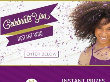 Mederma Instant Win - the mederma celebrate you instant win sweepstakes