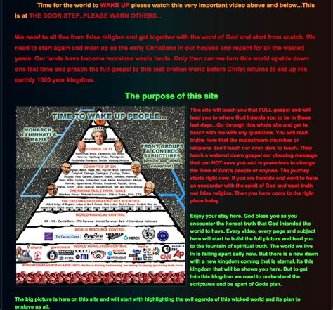 illuminati homepage bad website of the month march 15 illuminati exposers