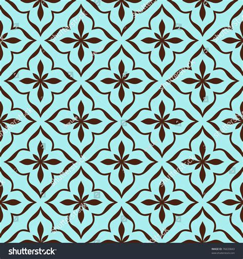 seamless moroccan pattern ornamental pattern seamless moroccan background stock