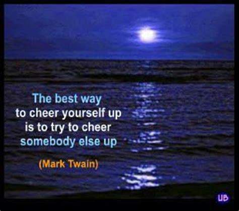 10 Ways To Cheer Yourself Up by The Best Way To Cheer Yourself Up Is To Try To Cheer
