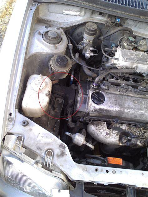 daihatsu charade g 200 engine daihatsu charade motor mount