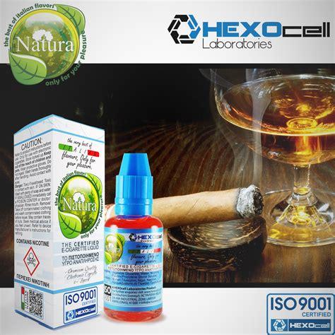 Premium 30ml Nicotinenikotin 9mg Vapor Liquid Refi 30ml cigar 9mg eliquid with nicotine medium natura eliquid by hexocell