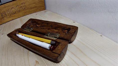 ladario fai da te legno portapenne in legno scolpito fai da te