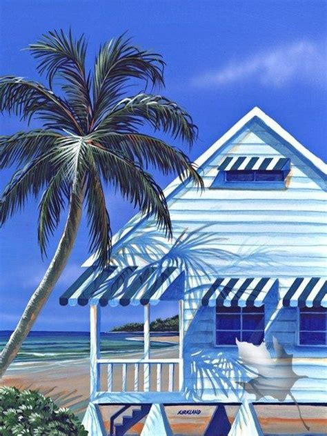 beach house kirkland 17 best images about coastal art on pinterest folk art watercolour and caribbean