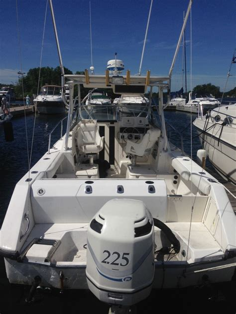 boston whaler boats website boston whaler 23 conquest 1999 for sale for 9 950 boats