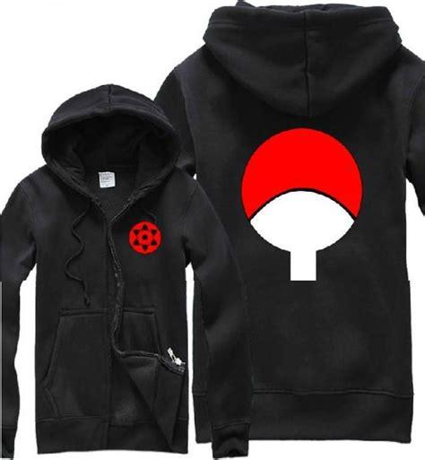 Jaket Sweater Anime Jaket Uchiha Sasuke Mangekyu Sharingan Narutl anime clothing mangekyou sharingan hooded sweatshirt hoodie s m l xl