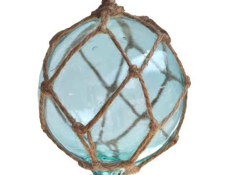 light blue decorative balls buy light blue japanese glass fishing float with
