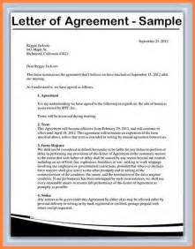 6 how to write an agreement bussines 2017