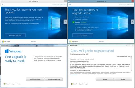 install windows 10 keep programs how to install windows 10
