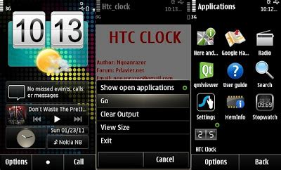 htc clock themes free download htc clock v2 00 1 symbian 3 full version app download