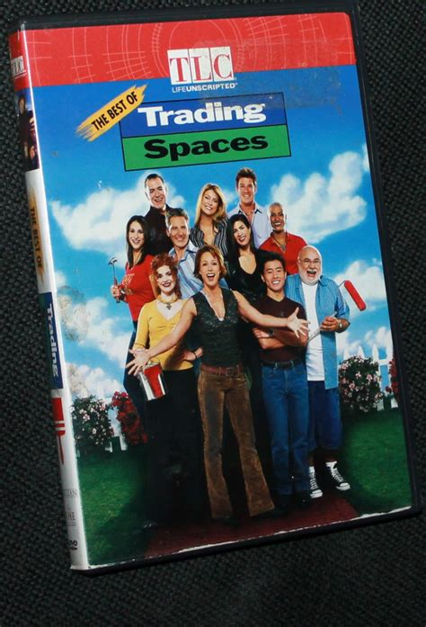 trading spaces tlc best trading spaces dvd tlc home house decor dvd