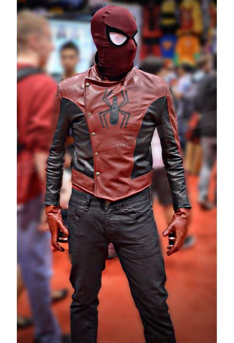 Jaket The Last spider last stand costume jacket