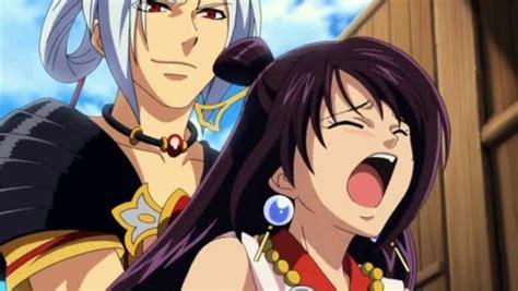 film anime genre action romance l anime arata kangatari en teaser vid 233 o 192 lire