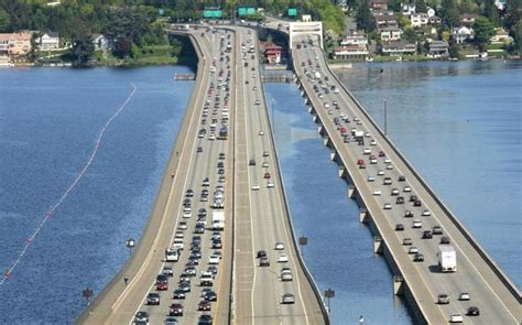 Seattle Mba Bridge by I 90 Could Be Play For Seahawks Fans Bound For