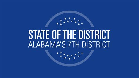 Congressional District Lookup By Address Rep Sewell To Give State Of The District Address Congresswoman Sewell