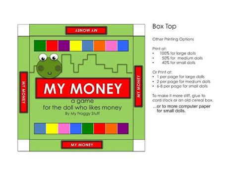printable board game my froggy stuff 70 best images about my froggy stuff printables on pinterest