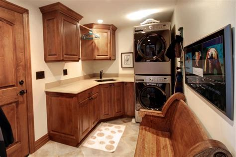 laundry design group diy vs hiring a pro laundry room remodel porch advice