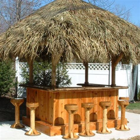 tiki huts for sale tiki bar 8 x 6 custom cedar tiki kev tiki bar