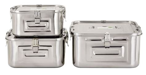 Kitchen Cabinets Manufacturers Wholesale stainless steel food storage container from dainbell