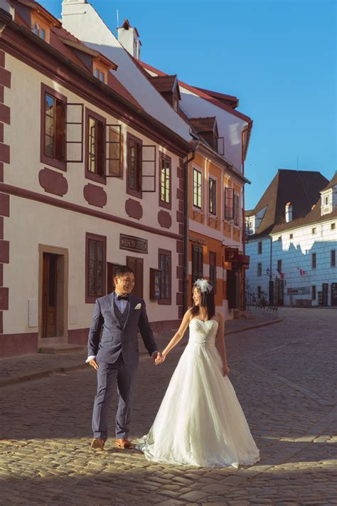Kelvin & Wendy Post Wedding Destination Czech Republic