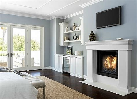 crown bedroom ideas blue bedroom with fireplace crown molding ideas 10 ways to reinvent any room bob