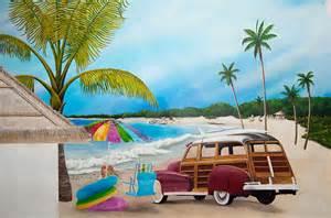 wall murals beach beach murals 2017 grasscloth wallpaper
