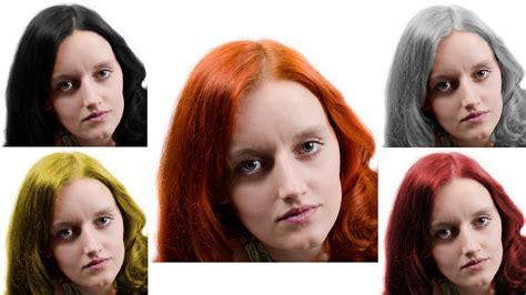 gimp replace color gimp tutorial change hair color photoshop alternative