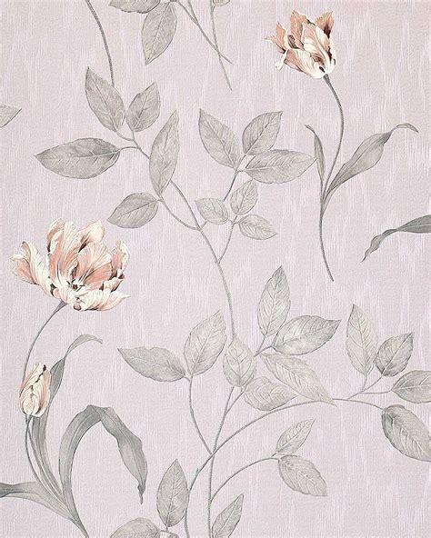 Papier Peint Deco 2534 by Papel Pintado Texturado Dise 241 O Floral Edem 769 37 Con